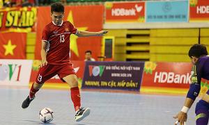 Vietnam futsal team up a notch in world rankings